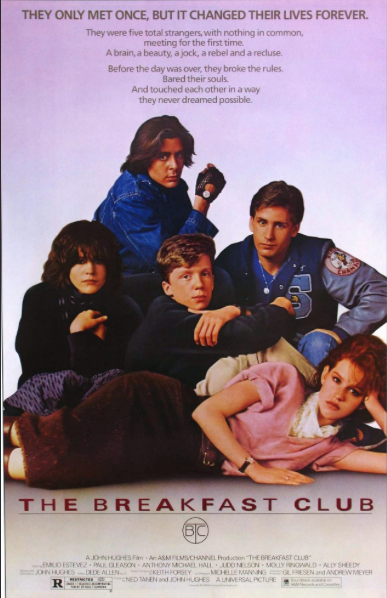 The Breakfast Club Teaser Trailer – Back in Time Podcast